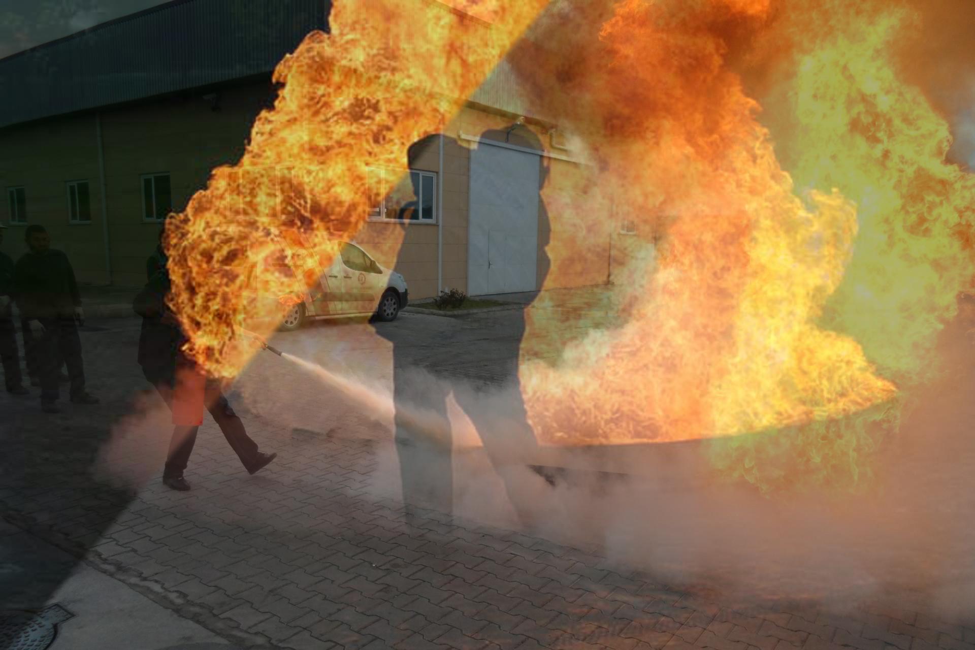 Yangın Söndürme CİHAZ SEÇİMİ